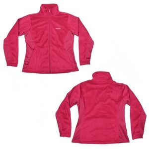 Columbia Womens Hotdots II Full Zip Jacket Thermal